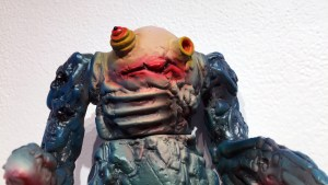 Hidden Fortress - Garagomi by Guumon, painted by Rampage Toys