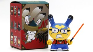 Igor Ventura's Geek Force, Kidrobot's Art of War Dunny series, 2014