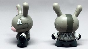 Igor Ventura's Wild Ones Dunny: Benjamin from Animal Farm