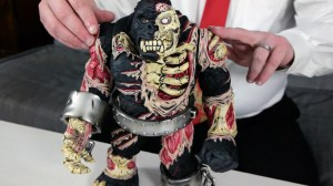 James Groman & InstincToy - King Korpse - Front of figure