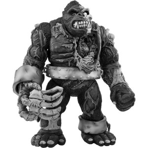 James Groman & InstincToy - King Korpse - Classic Black-And-White Movie Ver.