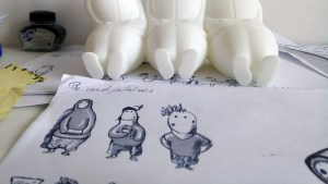 Jan Dornig's The Couch Potatoes sketch