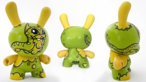 JLed's cancelled Caterpillar Dunny, 2006