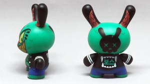 Johnny Draco's Wild Ones: Kaiju Dunny from Kidrobot