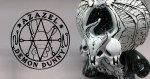 "Jon-Paul Kaiser's Arcane Divination: Azazel 5"" Demon Dunny from Kidrobot"