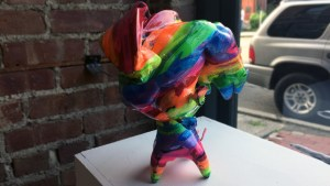 Josh Mayhem Solo Show - Blown Away Locks (Custom Coarse Toys Figure)