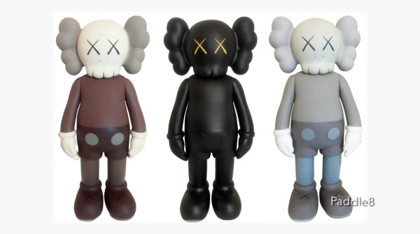 KAWS' 2016 Companion (Open Edition) Review - 5YL Versions