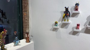 Klav / Kevin Derken's One Off Solo Exhibition at Clutter Magazine Gallery