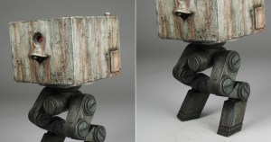 Klav's Square Guy, 2014, ThreeA Square² Mk2