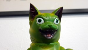 Konatsuya Exhibition - Rampage Toys' Battle Cat Daioh Negora