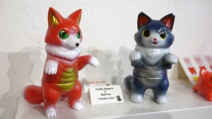 Konatsuya Exhibition - Konatsu's Holiday Color Fluffy Negora & Sakiros