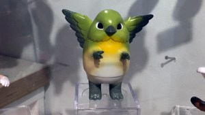 Konatsuya Exhibition - Konatsu's Pigora White-Eye Version