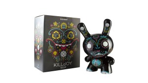 "Kronk's 20"" Killjoy Dunny from Kidrobot, 2011"
