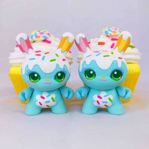 MJ Hsu - Delectables Dunny - Lollipop Sprinkle