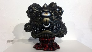 Madballs All-Star Art Jam and Exhibition - James Groman's Madballs: The Birthing