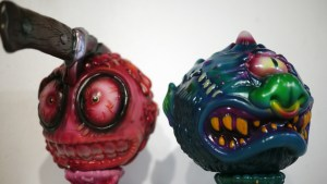 Madballs All-Star Art Jam and Exhibition - Dski One's Death Breath & Oscar Meyers