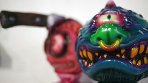 Madballs All-Star Art Jam and Exhibition - Dski One's Death Breath