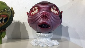 Madballs All-Star Art Jam and Exhibition - doubleparlour's Toothie