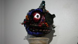 Madballs All-Star Art Jam and Exhibition - Mechavirus' Atari Punk