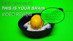 Mikie Graham's This Is Your Brain - Custom Jumping Brain