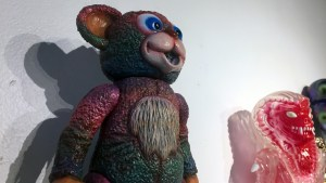 Monstrosities 2018 - IT Bear Red by Milkboy Toys X Kenth Toy Works