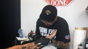 MVH's Black Sabbath 2 - Manny Daggers Tattooing