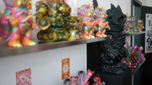 Paul Kaiju's Ring of Fire - Exhibition Overview