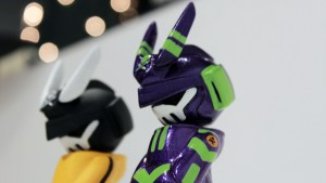 QUICCS's Gen1 Crouching TEQ63 - Yellow Dragon & Metallic Violet Green
