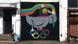 RONZO's Olympic Bird