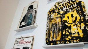 RYCA's Acid Empire at the Futuretro exhibition