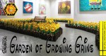 Ron English's Garden of Growing Grins feature