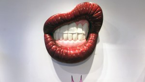 Pop Tarts, AFA Gallery - Colin Christian's Lipsex (Holographic Burgundy)