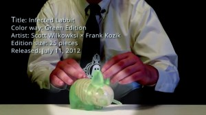 Scott Wilkowski's Infected Target - Infected Labbit