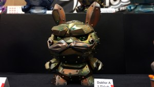Shard Dunny Show - Doktor A's Quentin Facet