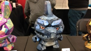 Shard Dunny Show - D. Scribe Ross