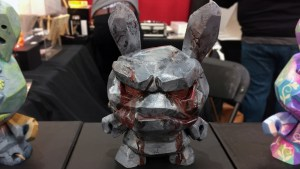 Shard Dunny Show - Luke Chueh's Blood from a Stone