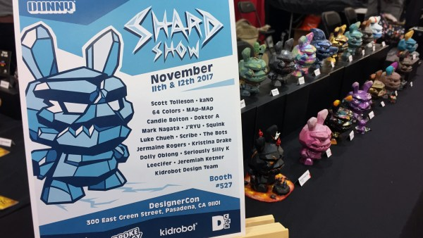 Shard Dunny Show - Exhibition Overview