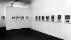 Andy Warhol's 32 Campbell's Soup Can paintings, 1962