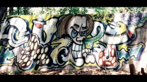 Sket One - Graffiti, 1994
