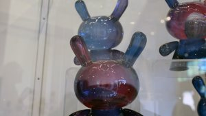 TaskOne's Galaxy Dunnys (Resin versions the Kidrobot figure)