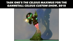 Task One's custom The Celsius Maximus, 2010