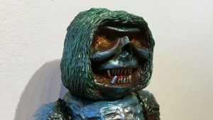 Rampage Toys' The Return of Rampage!! - Space Road Warrior Hag (co-design with Skullhead Butt)
