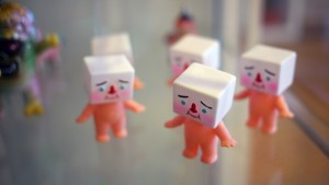 Rampage Toys' The Return of Rampage!! - Baby Tofu
