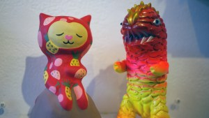 They Came From Planet Rainbow Sparkles - Aya Kakeda's Cupcake Kitty