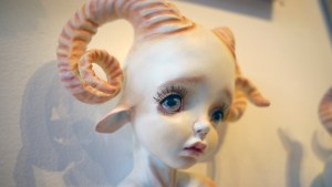 They Came From Planet Rainbow Sparkles - Erica Borghstijn's Ram Boy