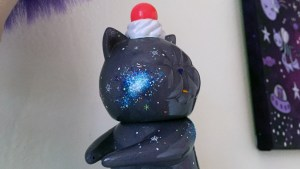 They Came From Planet Rainbow Sparkles - Refreshment Toy's Space Zombie Cat
