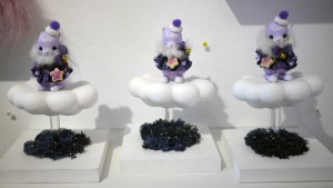 They Came From Planet Rainbow Sparkles - Sujung Kim's The Purple Aurora sets (Cheeriya)