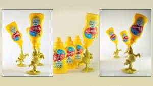 VISEone's Classic Dunny Mustard Series, 2012