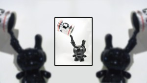 """VISEone's 8"""" Can Dunny, 2011"""