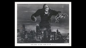Vincent Scala's Mickey Monster - King Kong on the Empire State Building with Fay Wray